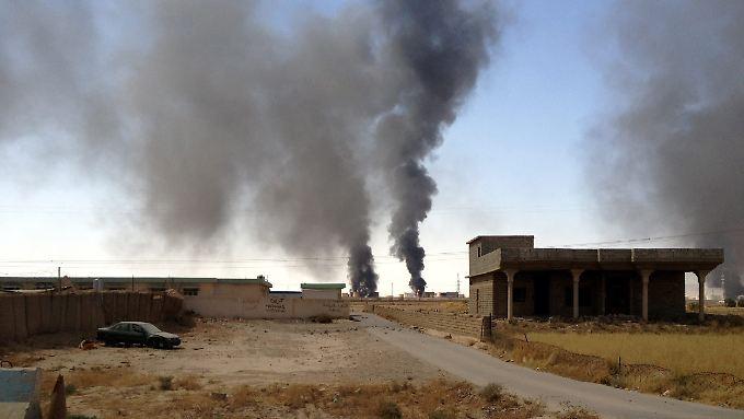 Die UN ruft dazu auf, mit IS keine Ölgeschäfte zu betreiben - damit der Westen die Bewegung nicht finanziert.