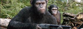 """Planet der Affen: Revolution"": Affen gut, Krieg schlecht, Botschaft gemischt"