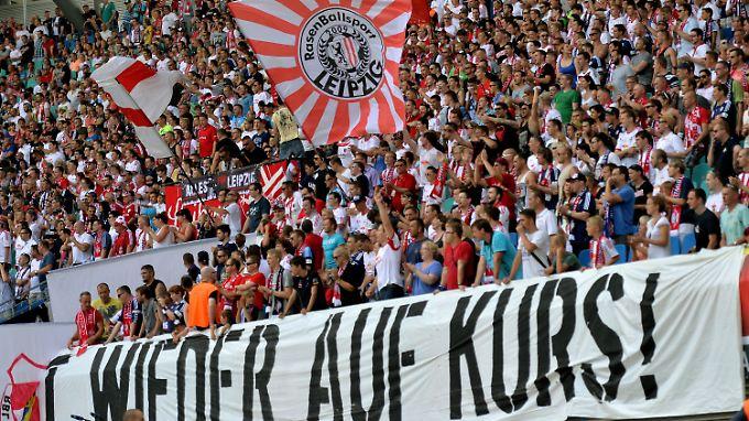 Mit RB kehrt der gesamte Leipziger Fußball ins Rampenlicht zurück.
