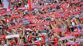 Für einen Retortenklub zieht RB Leizpig viele Zuschauer an.