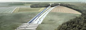 Megaprojekt Fehmarnbelt-Tunnel: Dänen buddeln, Deutsche schlafen