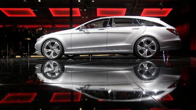 China ist einer der wichtigsten Märkte für Daimler. Audi setzt unter den Premiumherstellern dort aber am meisten ab.