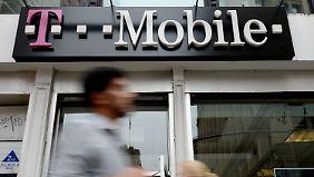 Übernahme von T-Mobile US: Sprint macht offenbar einen Rückzieher