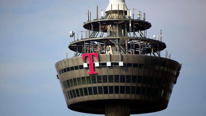 Ineffizienter Riese: Telekom will europäischen Mobilfunkmarkt revolutionieren