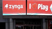 Investoren haben die Zynga-Aktie auf Talfahrt geschickt. Foto: Justin Lane