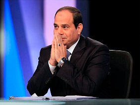 Abdel Fattah al-Sisi lässt Palästinenser auf dem Sinai verfolgen.