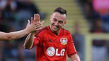Machbare Europa-Cup-Playoffs: Leverkusen und Gladbach haben Losglück