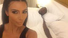 """352 Seiten voller Selfies: Kim Kardashian """"schreibt"""" ein Buch"""