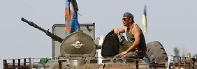 Humanitäre Katastrophe droht: Separatisten schlagen Waffenruhe vor