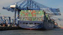 Welt-Handelsindex: Handelskrieg stößt Welthandel in Unordnung