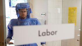 Nach Aufenthalt in Liberia: Deutscher Student wird in Ruanda auf Ebola getestet