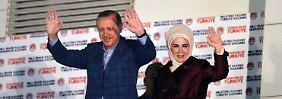 Zum Präsidenten der Türkei gewählt: Erdogan will mit aller Macht regieren
