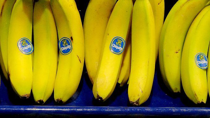 Chiquita will zukaufen und wird selbst zum Übernahmeobjekt.