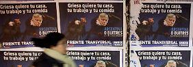 US-Konzern schließt Fabrik: Argentinien will Anti-Terror-Gesetz anwenden