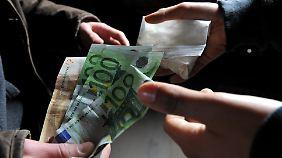 Neuberechnung des BIP: Wie Drogen Deutschland reicher machen