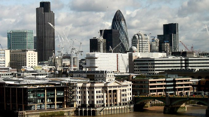 Die Finanzbranche ist eine der wichtigsten Säulen der britischen Wirtschaft.