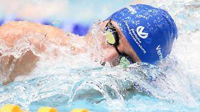 Schwimm-EM in Berlin: Deutsche Hoffnungen ruhen auf Paul Biedermann