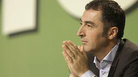 """""""Völkermord verhindern"""": Özdemir plädiert für Waffenexporte in den Irak"""
