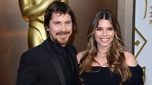 Es soll ein Junge sein: Christian Bale ist zum zweiten Mal Vater