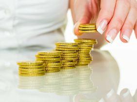 Eine rentable Geldanlage muss nicht kompliziert sein.