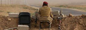 """Milan""-Raketen für Kampf gegen IS?: Regierung prüft Waffenlieferung an Irak"