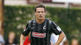 Der Rückkehrer: Sascha Riether reifte in Freiburg zum Bundesligaspieler, ging dann nach Wolfsburg - und fand über Köln und Fulham den Weg zurück.