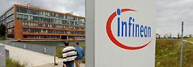 """""""Bisher kein gutes Händchen"""": Infineon soll Milliarden-Übernahme planen"""