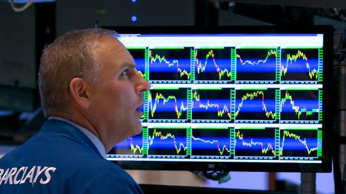 24 der 30 Dow-Werte schlossen am Montag mit Gewinnen.