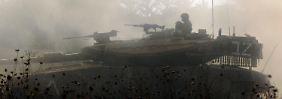 Resolution in Vorbereitung: Deutschland will UN-Beobachter für Gaza