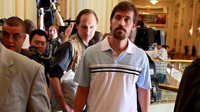James Foley wurde seit 2012 vermisst.