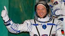 """ISS-Astronaut Alexander Gerst: """"Die Erde ist durch nichts zu ersetzen"""""""