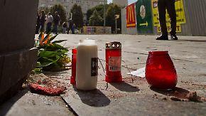 Sicherheitsdebatte entfacht: Polizei nimmt 18-Jährigen nach Mord am Alexanderplatz fest