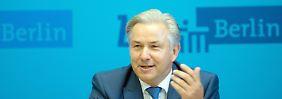 Kürt sich Jan Stöß zum Nachfolger?: Wowereit tritt zum 11. Dezember zurück