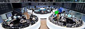 Euro-Industrieporduktion überrasche: Sammelt Dax nur neue Kräfte?