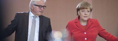 Waffenlieferung in den Irak: Bundestag stimmt womöglich doch ab