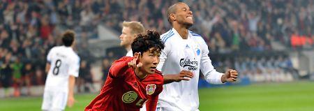 Ex-Kölner und Kopenhagen versenkt: Leverkusen erreicht CL-Gruppenphase