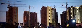 Shanghai ist nur eine Boomregion in Asien.