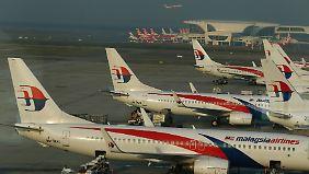 Nach MH17- und MH370-Unglück: Malaysia Airlines stemmt sich gegen drohende Pleite