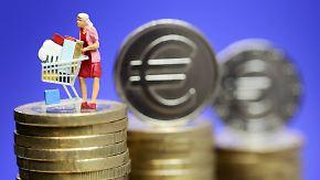 Angst vor Deflation: Ökonomen besorgt über niedrige Inflation