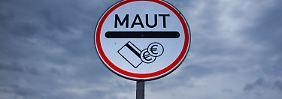 Schäuble gegen Dobrindt-Pläne: Kommt die Maut für alle?