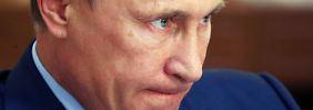 """""""In zwei Wochen Kiew einnehmen"""": Putins Kriegsdrohung entlarvt den Kreml"""