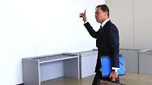 Bei Geld hört die Freundschaft auf: Middelhoff schuldet Berger Millionen