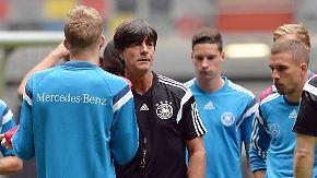 Neuauflage des WM-Endspiels: Deutschland trifft am Abend auf Argentinien