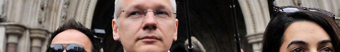 Der Tag: 20:55 Schweden und Ecuador wollen über Assange sprechen
