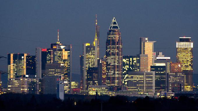 In Frankfurt muss man sich wohl allein bei der Commerzbank Sorgen um den Stresstest des EZB machen.