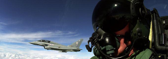 Militärische Schlagkraft am Himmel: In der Basisversion wird das Mehrzweckjagdflugzeug als Einsitzer ausgeliefert.