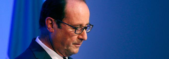 François Hollande hat kaum noch Chancen auf eine zweite Amtszeit.