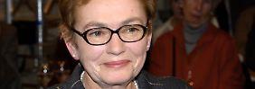 Die Bürgerrechtlerin Bohley starb am 11.09.2010 nach schwerer Krankheit.