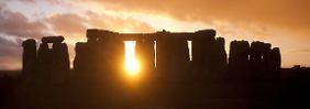 """""""Die Funde werden unsere Sichtweise auf Stonehenge völlig verändern"""", sagte Co-Projektleiter Vincent Gaffney."""