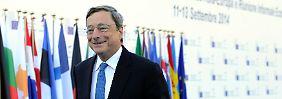"""Niedrige Inflation im Blick: EZB setzt auf """"Unkonventionelles"""""""
